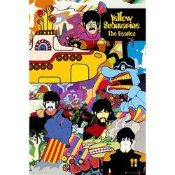 LP1394 비틀즈(BEATLES) 옐로우 서브마린 포스터