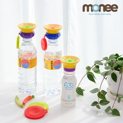 모니 유아 빨대컵 대용 흘림방지 모니캡