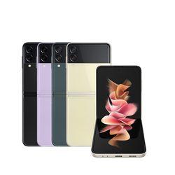 [삼성] 갤럭시 Z플립3 5G 256GB 자급제 SM-F711N