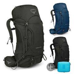 오스프리 캐스트럴 남성용 등산 배낭 백팩 가방 48L OPA1MBH015