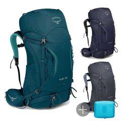 오스프리 카이트 여성 등산 배낭 가방 46L OPA1WBH017