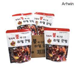 3000 껍질째 불에 구운 리얼 군밤 100g BOX(10개입)