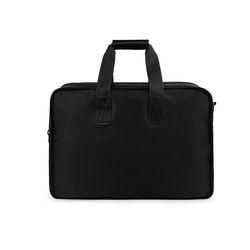 클래식한 회사원 출장용 미니멀 서류가방