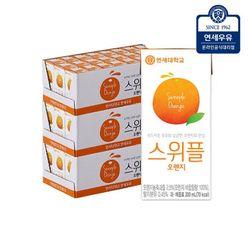 [연세우유] 연세 스위플 오렌지 200ml (72팩)