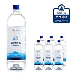 [연세우유] 연세 울릉 해양 심층수 2L (6개입)