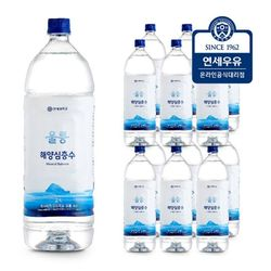 [연세우유] 연세 울릉 해양 심층수 2L (12개입)