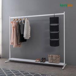 해드림 철재헹거 2000 1단 옷걸이 KYP-536 (거울별도)