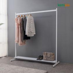 해드림 철재헹거 1500 1단 옷걸이 KYP-534 (거울별도)