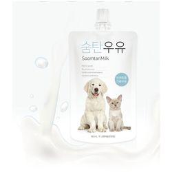 락토프리 강아지 우유 숨탄우유(박스10개입)