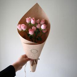 귀여운 쁘띠자나 꽃다발