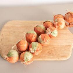 컬러마늘(12개입) 모조야채 모형 장식 소품 FOFDFT