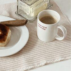Mealtable Mug (good meal good day)