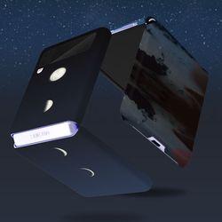 갤럭시 Z 플립 3 달 문 시리즈 하드 제트 플립3 케이스