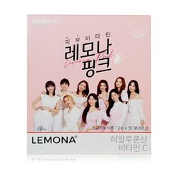 피부비타민 레모나 핑크 2g x 30포