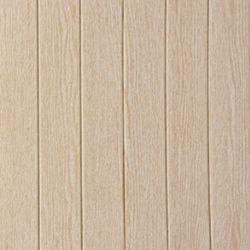 3D 압축무늬목 단열시트지 Mix color beige white