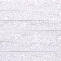 3D 압축무늬목 단열시트지  White
