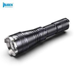WUBEN 우벤 L60 줌라이트 LED후레쉬 18650랜턴 (본체단품만)