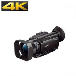 소니 FDR-AX700 4K 캠코더 핸디캠