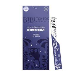 비비톡톡 입안에서 톡톡 눈건강 빌베리 2gx10포x4박스