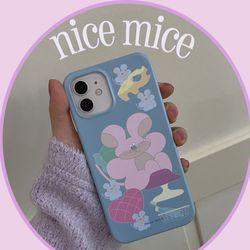 [뮤즈무드] nice mice 아이폰케이스