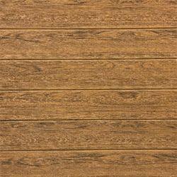 3D 압축 무늬목 단열벽지 Wood original brown