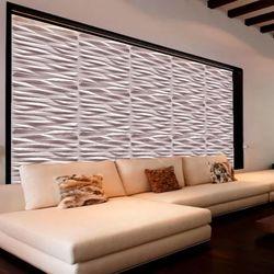 입체 벽장식 3D PVC 보드 패널 10종