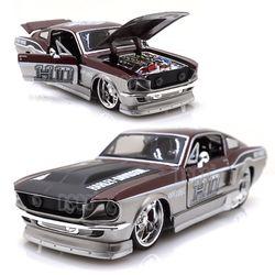 1:24 1967 할리 데이비슨 포드 머스탱 GT