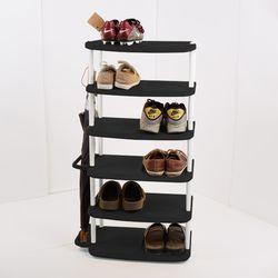 트윈 5단 신발장 현관 신발정리대 신발보관함
