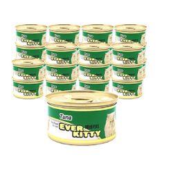 에버키티 캔 - 참치 80g 1박스 (24개)통조림간식참치캔캔