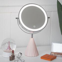 패셔네이트 오페라 LED조명 확대경 화장거울