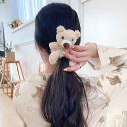 [묶음상품] 뽀글뽀글 곰 악세사리 3종 세트