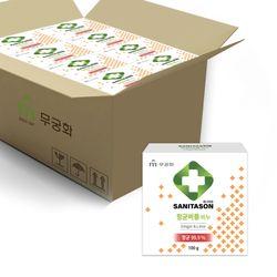 세니타손 항균버블 비누 100g x 24개(1Box)