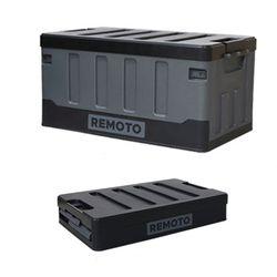 레모토 캠핑 폴딩박스 차박 수납박스 대형 기본형