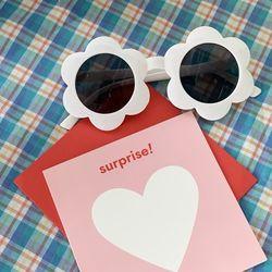 서프라이즈 축하 카드