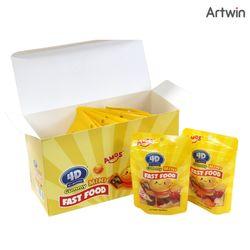 1000 패스트푸드 젤리 64g BOX(12개입)
