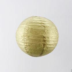 종이등 모빌장식 30cm (골드)