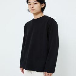 C/P 에센셜 티셔츠 - 블랙(NEW4C4PU6Q)
