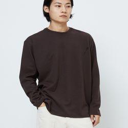 C/P 에센셜 티셔츠 - 브라운(NEWNQR7KTH)