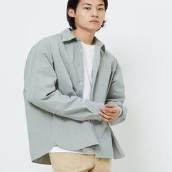 컴포트핏 C/N 옥스포드 셔츠 - 팔라디안 블루(NEWBGBS8DP)