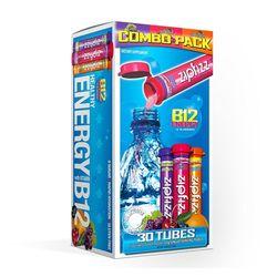 Zipfizz 집피즈 에너지 멀티비타민 버라이어티팩 30팩
