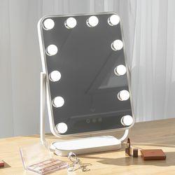 패셔네이트 빈센트 LED조명 화장대거울