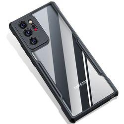 ZEROSKIN 갤럭시노트20울트라용 댕돌 XD 투명 범퍼 케이스