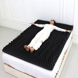 7ZONE 마약 바닥 토퍼 침대 자취 원룸 수면 기절 매트리스 매트