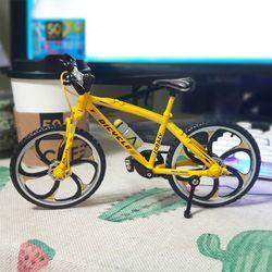 산악용 자전거 미니어처 인테리어소품