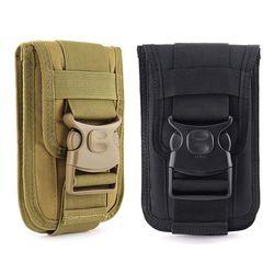 전술 멀티파우치 600d 6.5형 스마트폰 수납 다용도 가방