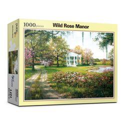 1000피스 들장미 있는 집 직소퍼즐 PL1421