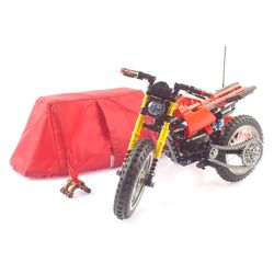 캠핑 모토바이크 오토바이 블록 547PCS (CBT112581)