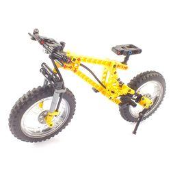 마운틴 바이크 산악 MTB 자전거 블록 옐로우 209PCS (CBT112543)