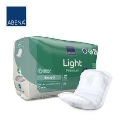아베나 라이트 패드 여성용 엑스트라 10매x4팩
