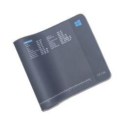 오피온 퀵셀패드 윈도우 단축키 프린팅 마우스 장패드